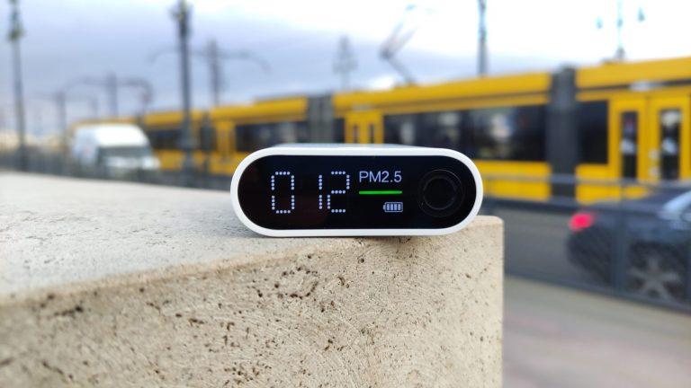 Xiaomi Smartmi PM detektor teszt 12