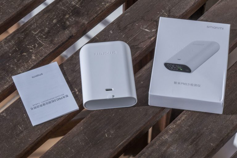 Xiaomi Smartmi PM detektor teszt 3