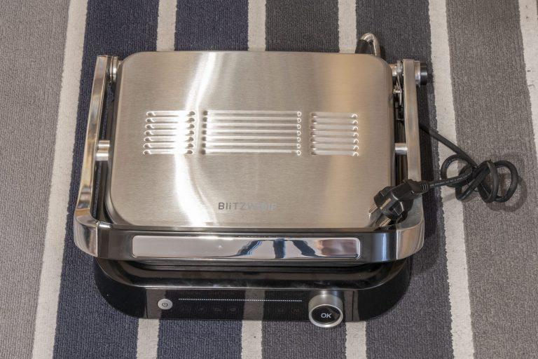 BlitzWolf BW-SM1 grill teszt 4