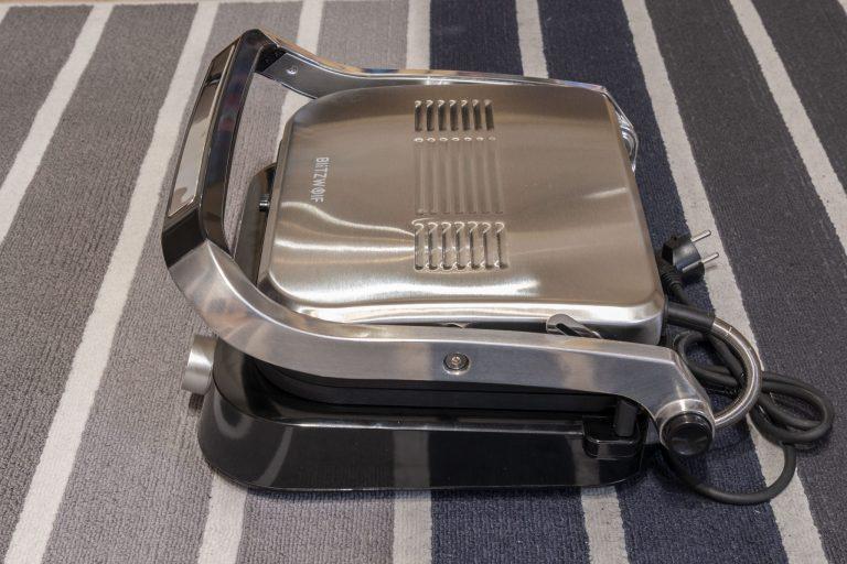 BlitzWolf BW-SM1 grill teszt 14