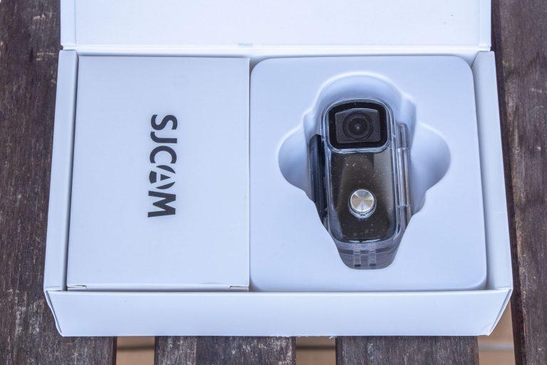 SJCAM C100+ akciókamera teszt 3
