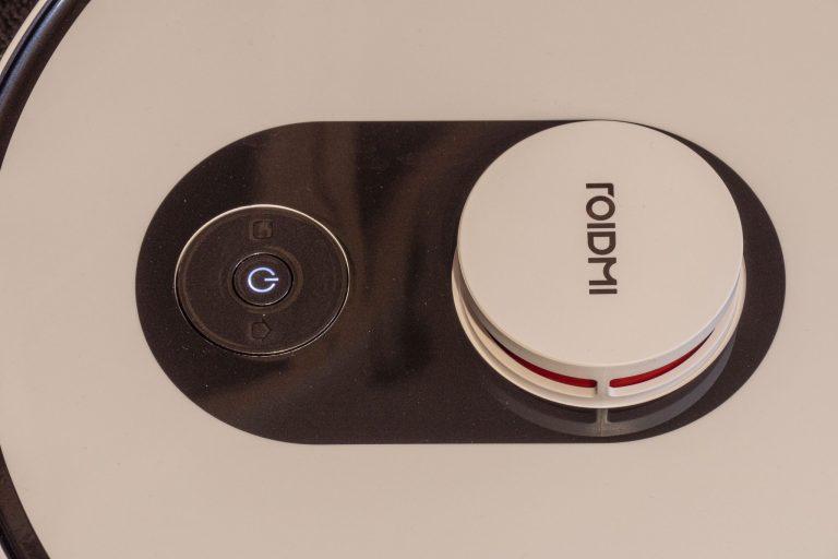 Xiaomi Roidmi Eve Plus önürítő robotporszívó teszt 18