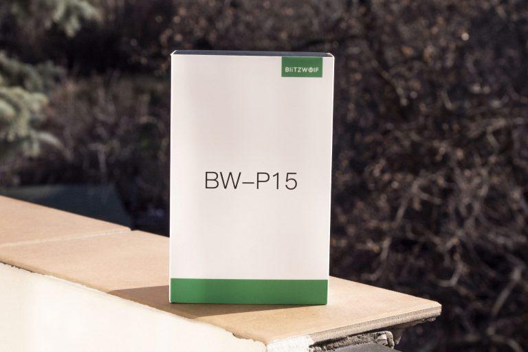 BlitzWolf BW-P15 kézmelegítő teszt 2