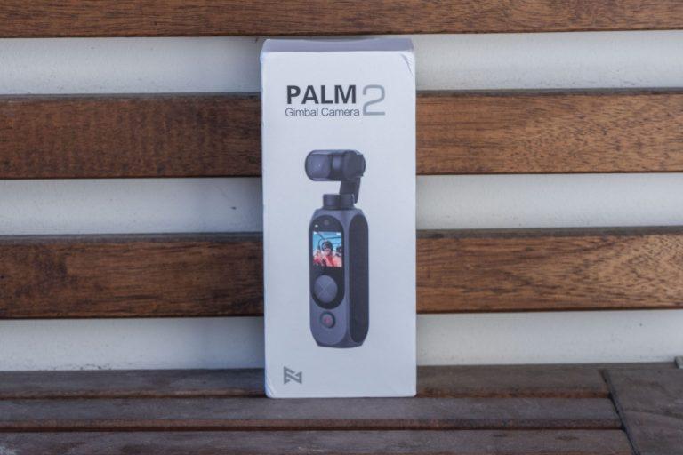 Xiaomi Fimi Palm 2 gimbalkamera teszt 2