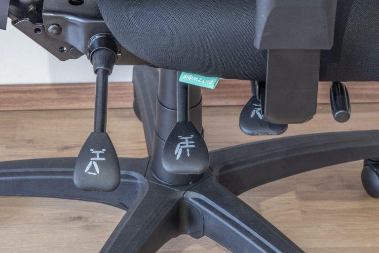 BlitzWolf BW-HOC5 irodai szék teszt 4