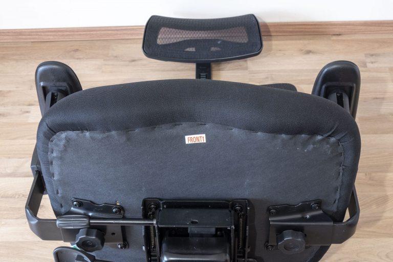 BlitzWolf BW-HOC5 irodai szék teszt 16