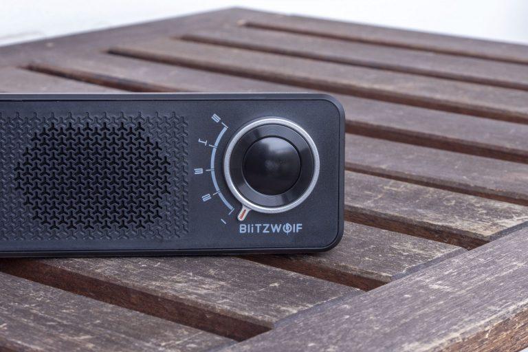 BlitzWolf BW-SOD1 soundbar teszt 5