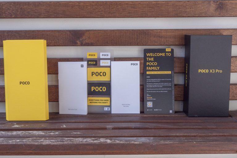 Poco X3 Pro okostelefon teszt 3