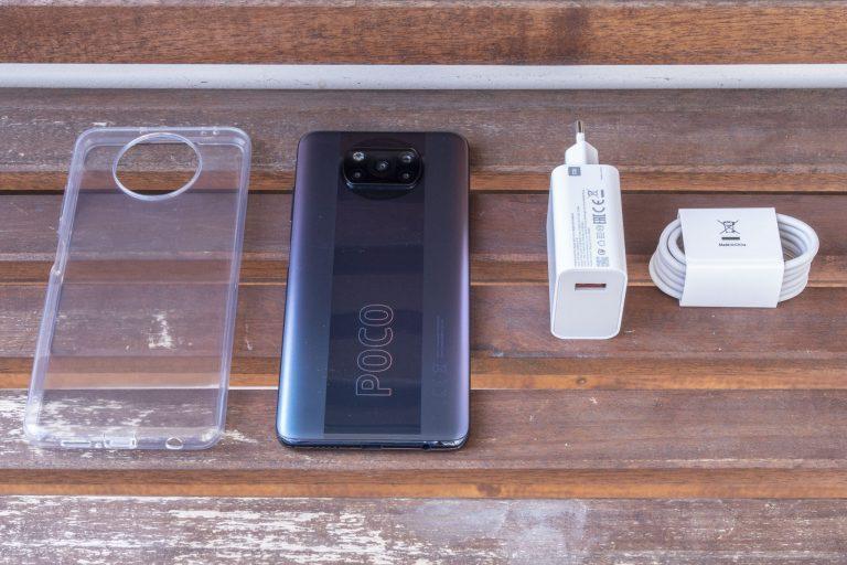 Poco X3 Pro okostelefon teszt 4