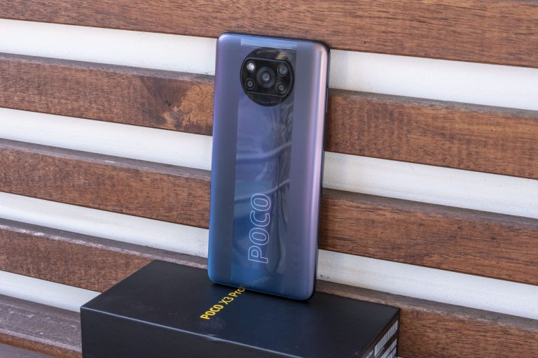 Poco X3 Pro okostelefon teszt 14