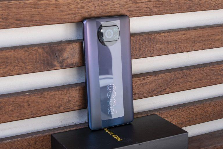 Poco X3 Pro okostelefon teszt 12