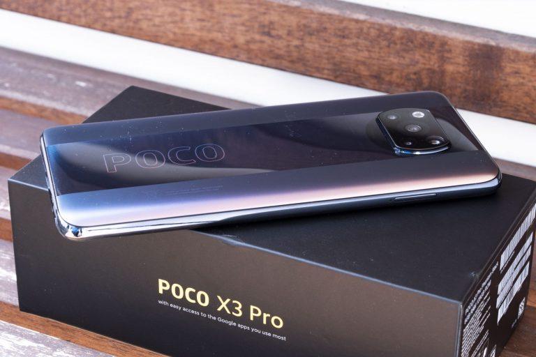 Poco X3 Pro okostelefon teszt 11