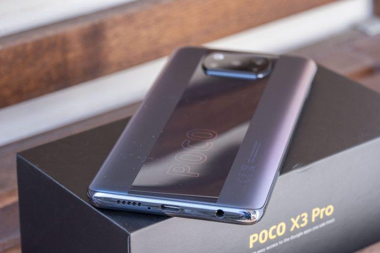 Poco X3 Pro okostelefon teszt 9