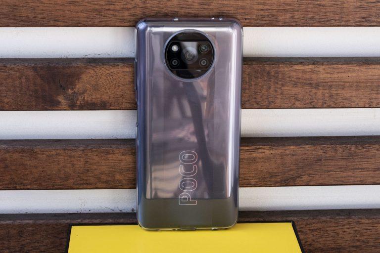 Poco X3 Pro okostelefon teszt 13