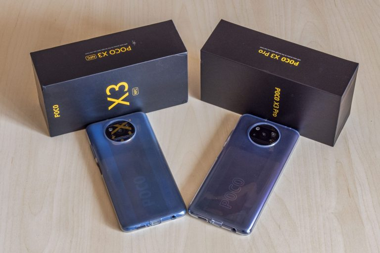 Poco X3 Pro okostelefon teszt 21