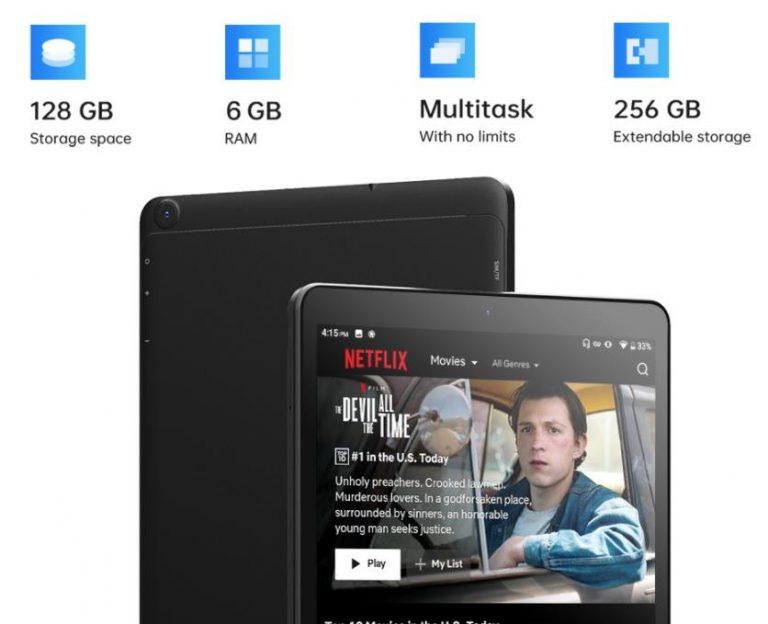 Árfaragás az Alldocube iPlay 30 Pro tabletből 8
