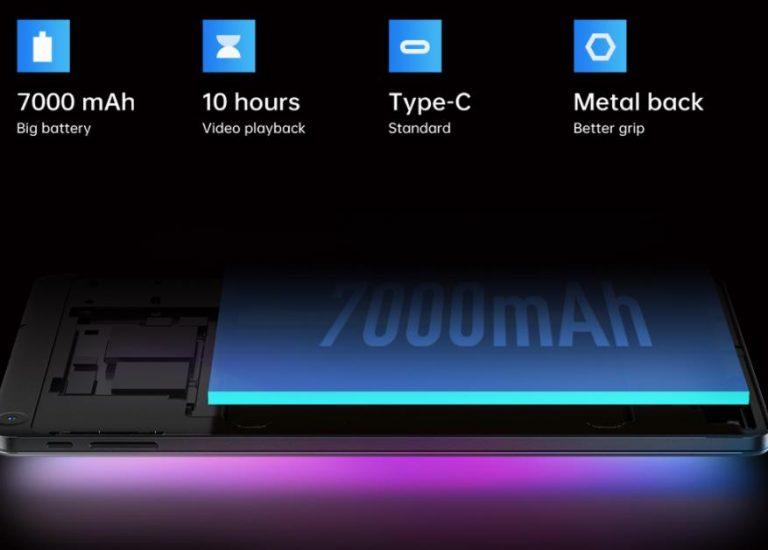 Árfaragás az Alldocube iPlay 30 Pro tabletből 5