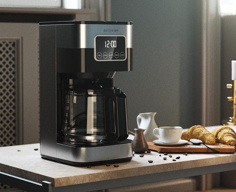 Filteres és presszógéppel kacsint be a kávégép piacra a BlitzWolf 2