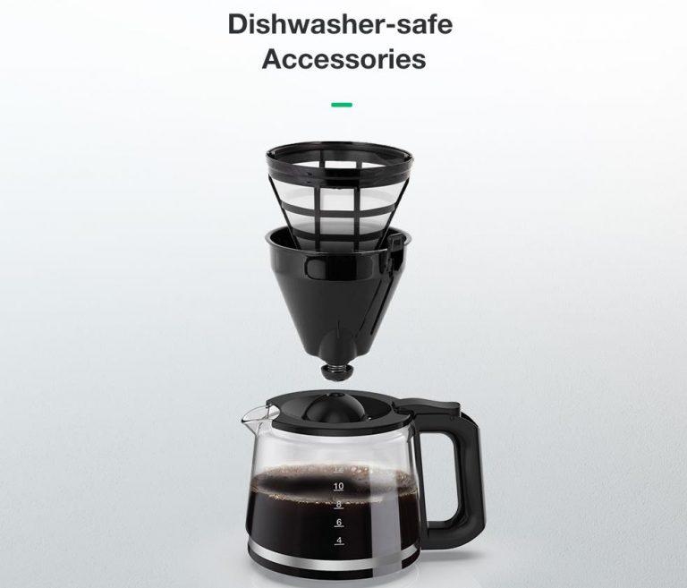 Filteres és presszógéppel kacsint be a kávégép piacra a BlitzWolf 7