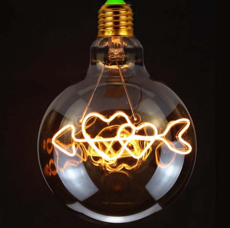 Dizájner villanykörték 10%-os akciója fut a Banggoodon 6