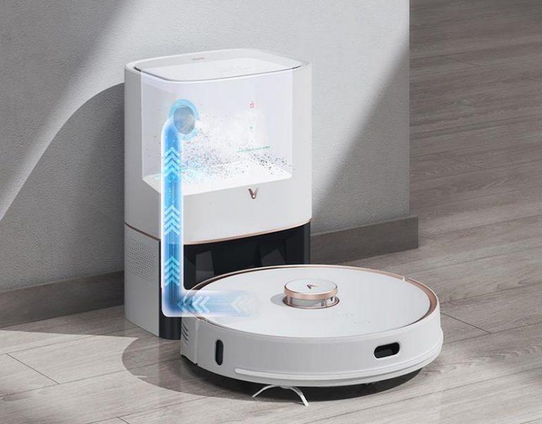 Egyre olcsóbb a Viomi önmagát ürítő robotporszívója, az S9 3
