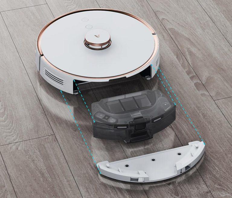 Egyre olcsóbb a Viomi önmagát ürítő robotporszívója, az S9 6