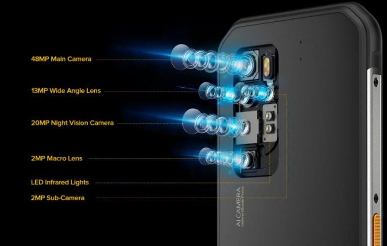 Bemutatták az éjjellátós Ulefone Armor 11-et 3