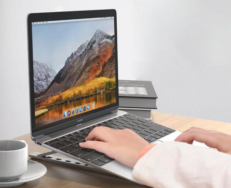 Alis olcsóság: Cabletime laptop állvány 3