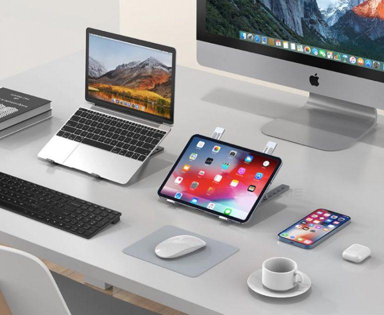 Alis olcsóság: Cabletime laptop állvány 11