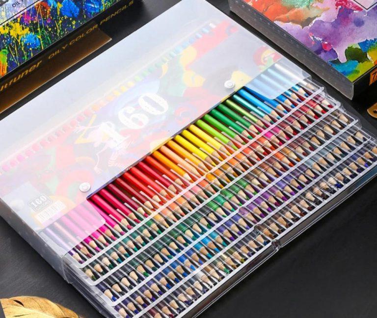 Brutfuner olajbázisú ceruzakészletek aprópénzért Kínából 3