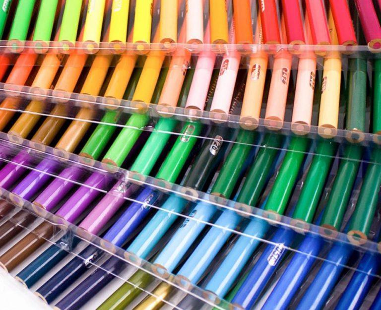 Brutfuner olajbázisú ceruzakészletek aprópénzért Kínából 5
