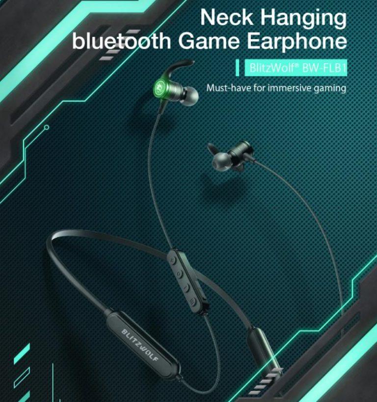 Új 'collar' típusú BlitzWolf fülhallgató rendelhető a Banggoodról 2