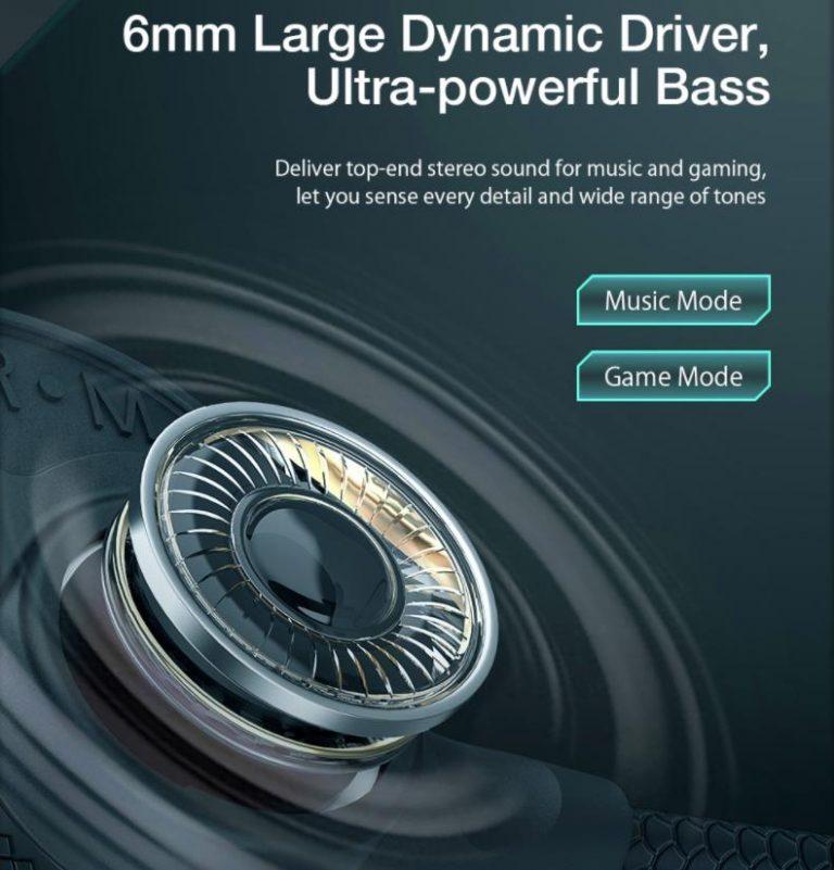 Új 'collar' típusú BlitzWolf fülhallgató rendelhető a Banggoodról 5