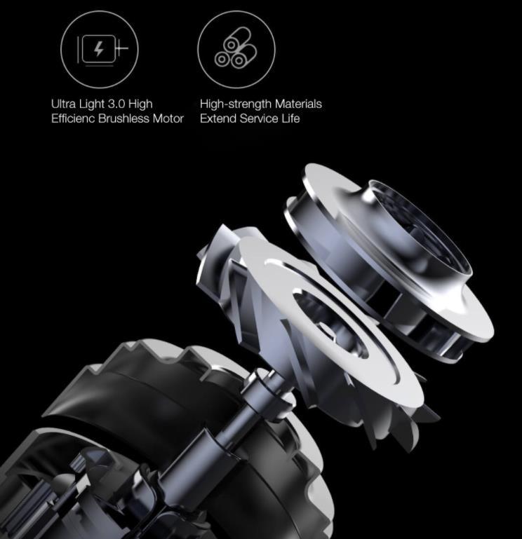 Shunzao L1 porszívó: Az olcsóbb megoldás 7