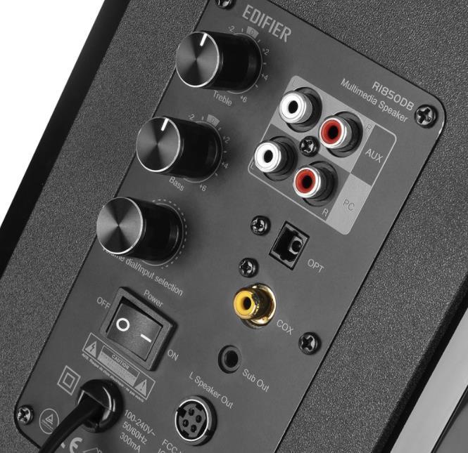 Profi minőségű Edifier Bluetooth-os polcsugárzó EU raktárból 5