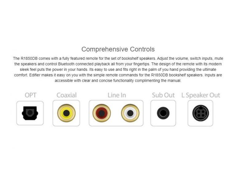 Profi minőségű Edifier Bluetooth-os polcsugárzó EU raktárból 10