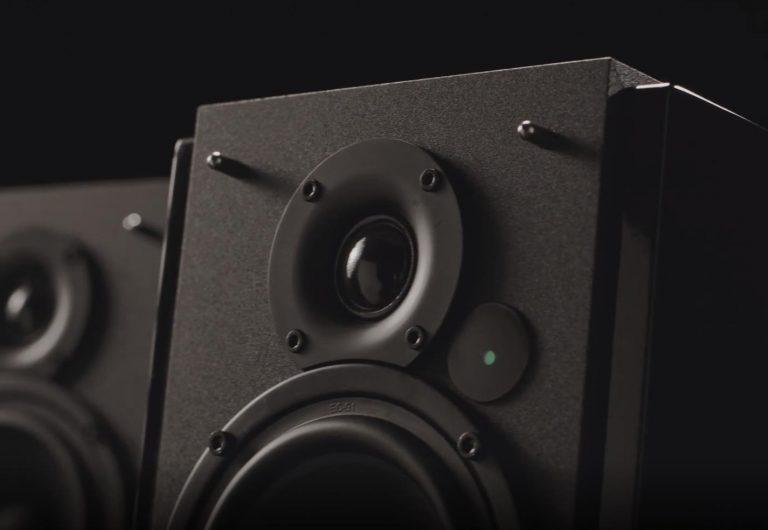 Profi minőségű Edifier Bluetooth-os polcsugárzó EU raktárból 6