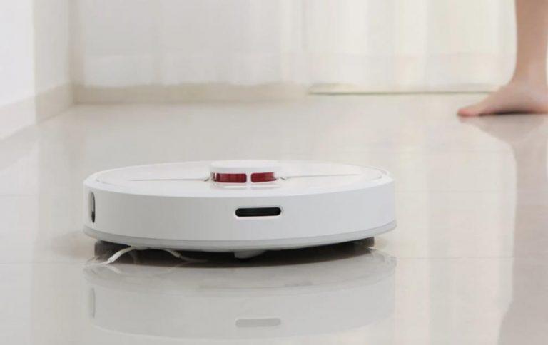 Dreame D9 robotporszívó most 300 dollár alatt 3