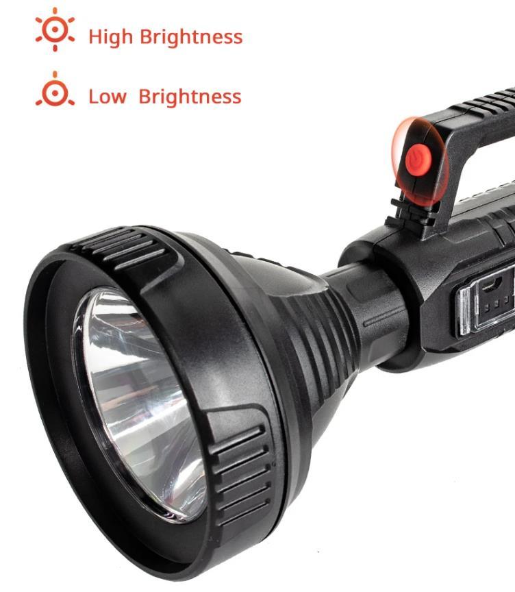 2000 lumen fényerőre képes az új budget Xanes zseblámpa 3