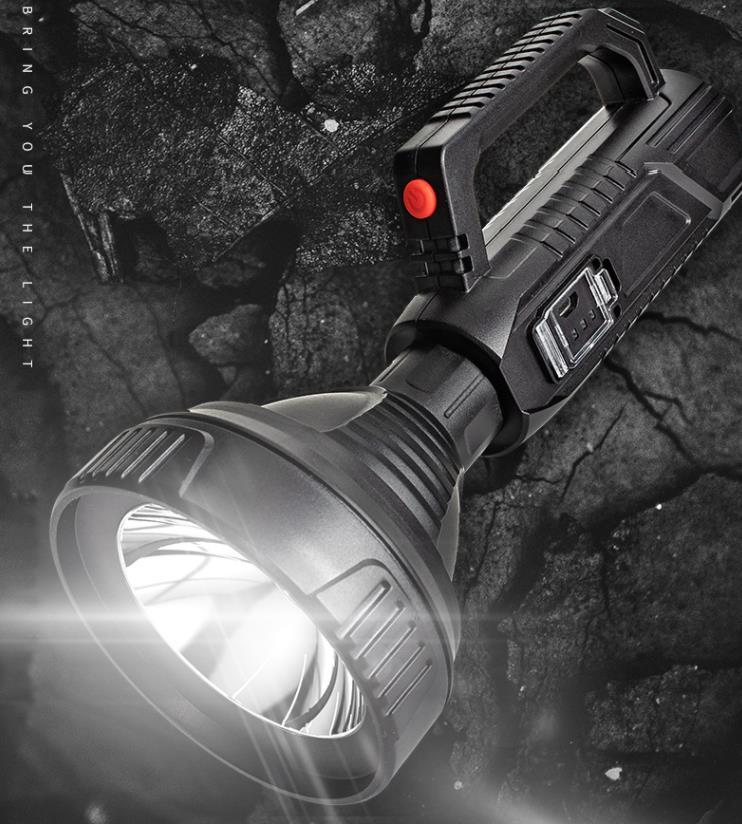 2000 lumen fényerőre képes az új budget Xanes zseblámpa 2
