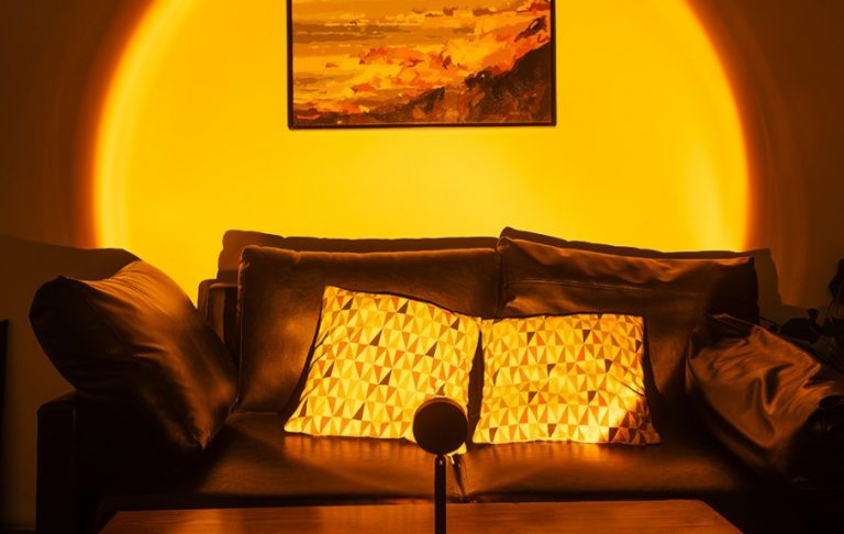Így lesz naplemente a lakásban a Banggood segítségével 2
