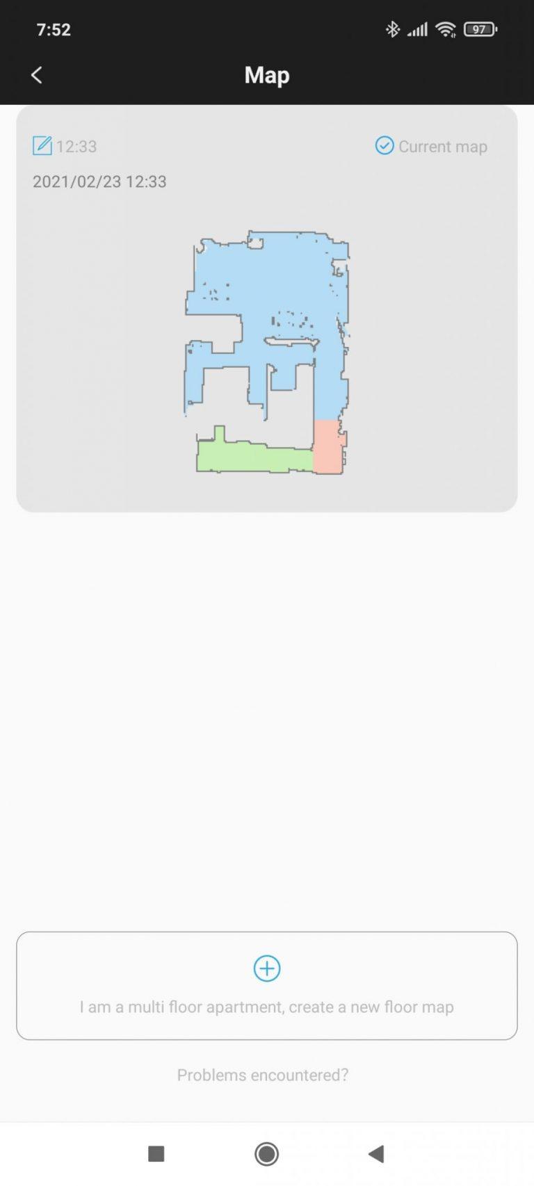 Xiaomi Roidmi Eve Plus önürítő robotporszívó teszt 24