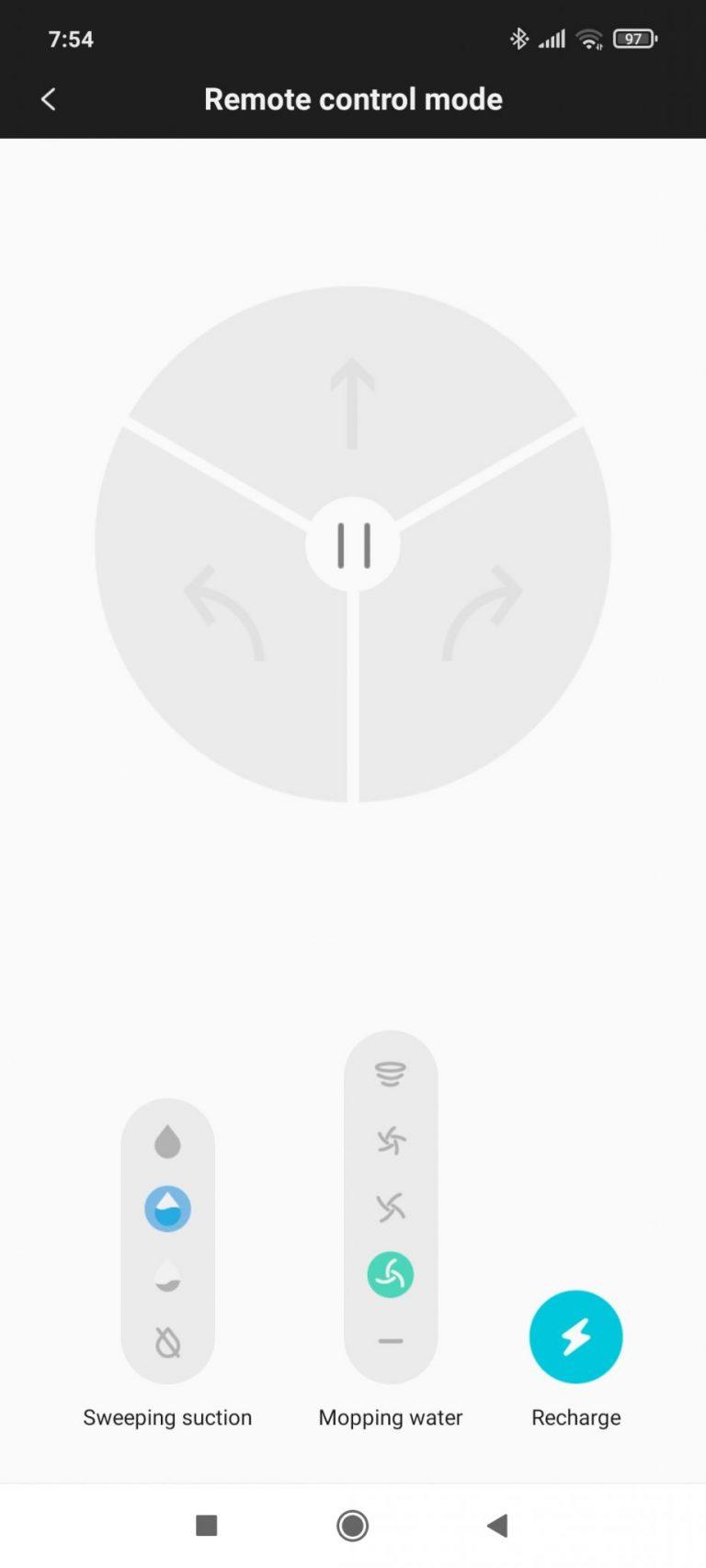 Xiaomi Roidmi Eve Plus önürítő robotporszívó teszt 27