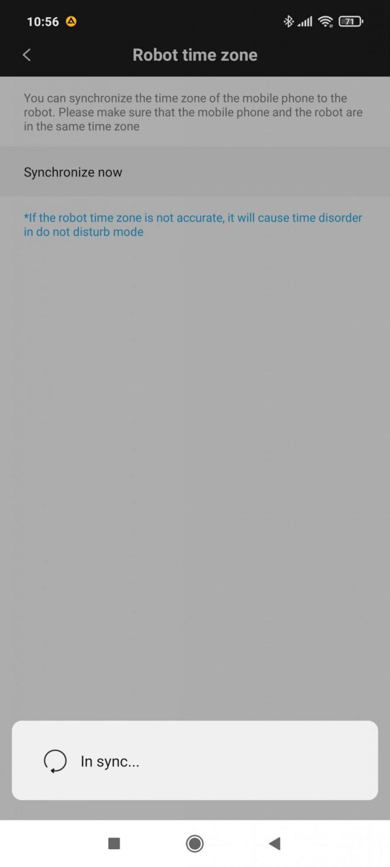 Xiaomi Roidmi Eve Plus önürítő robotporszívó teszt 34