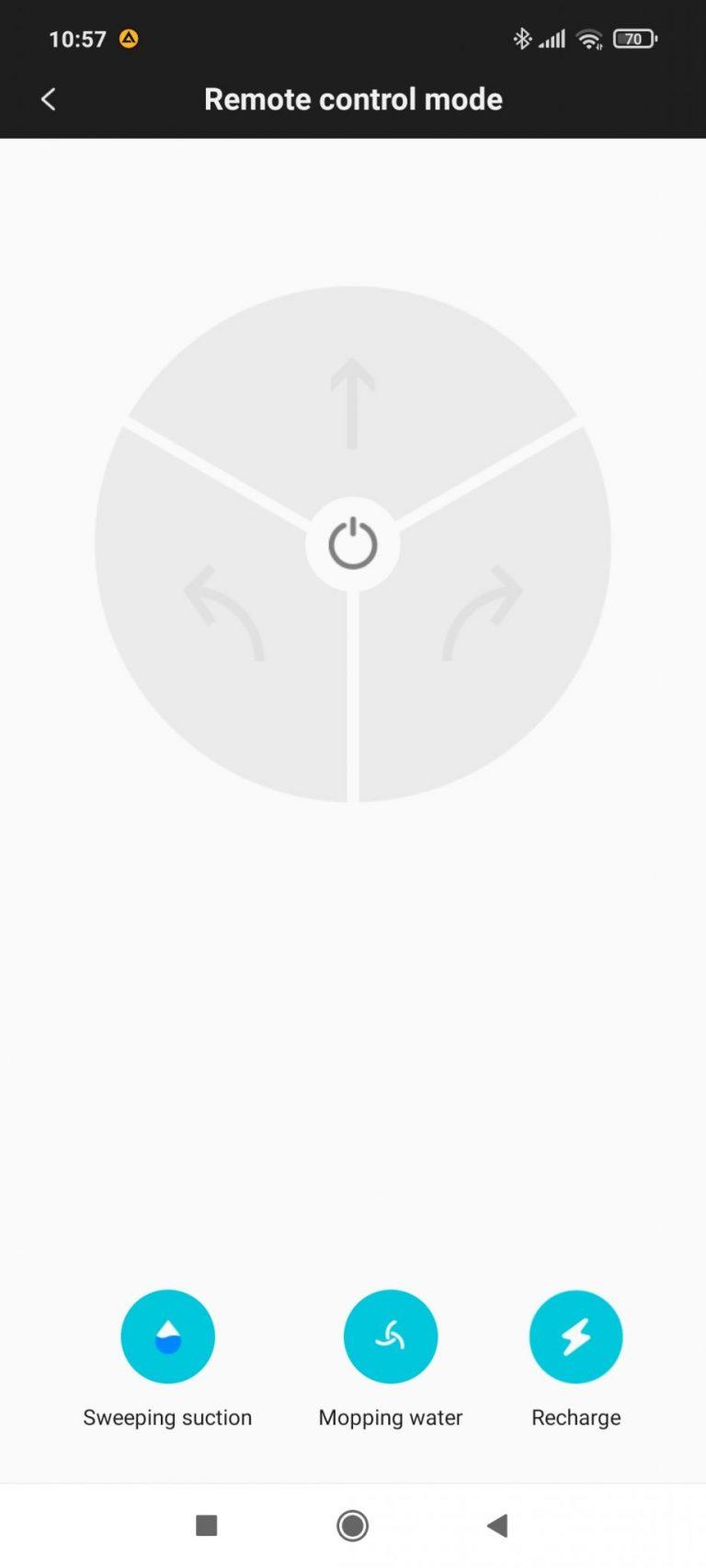 Xiaomi Roidmi Eve Plus önürítő robotporszívó teszt 40