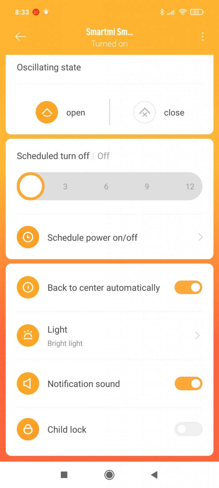 Xiaomi Smartmi hősugárzó teszt 18