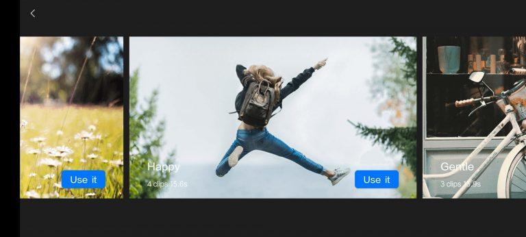 Xiaomi Fimi Palm 2 gimbalkamera teszt 63
