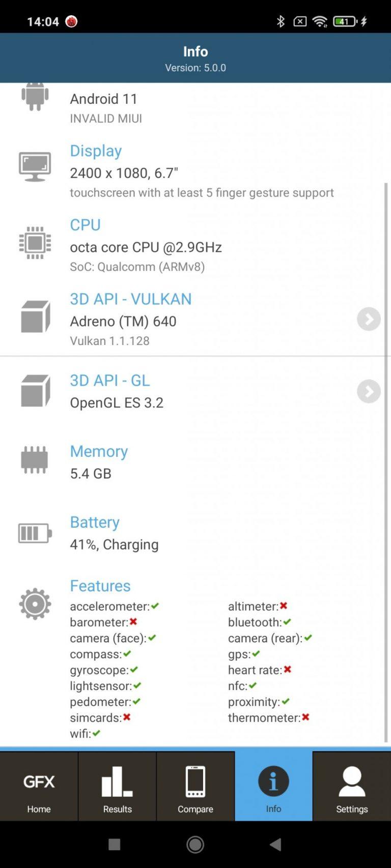 Poco X3 Pro okostelefon teszt 30