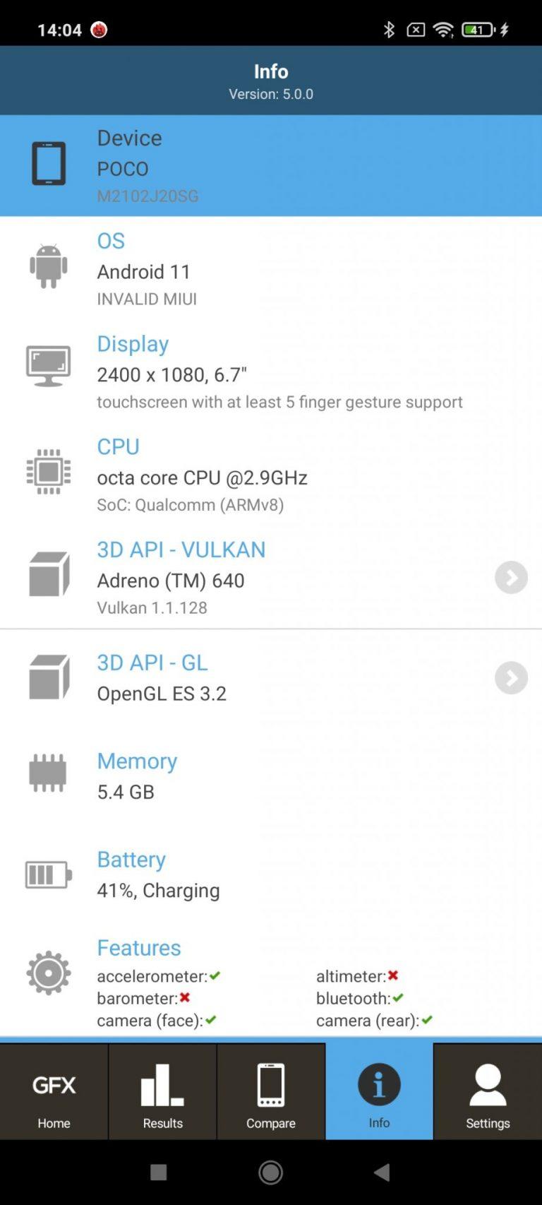 Poco X3 Pro okostelefon teszt 31