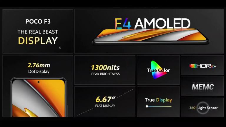 Már kapható a Poco F3 a Xiaomishopnál 2